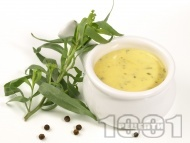 Рецепта Маслен сос с лимон и сметана - за риба и зеленчуци